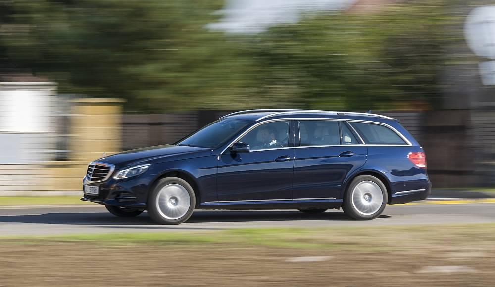 Mercedes-Benz E kombi 250 CDI 4Matic