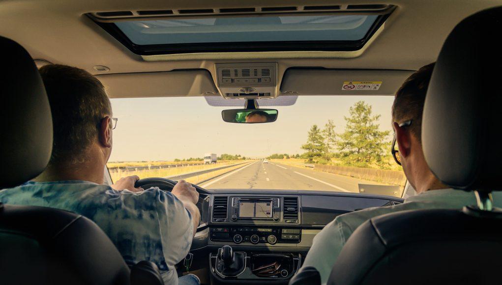 auto, řidič, jízda