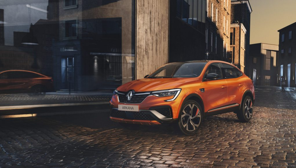 auto, SUV, Renault
