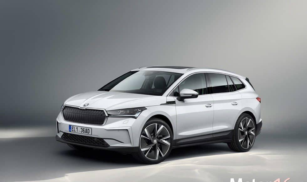 Škoda Enyaq, elektromobil, auto