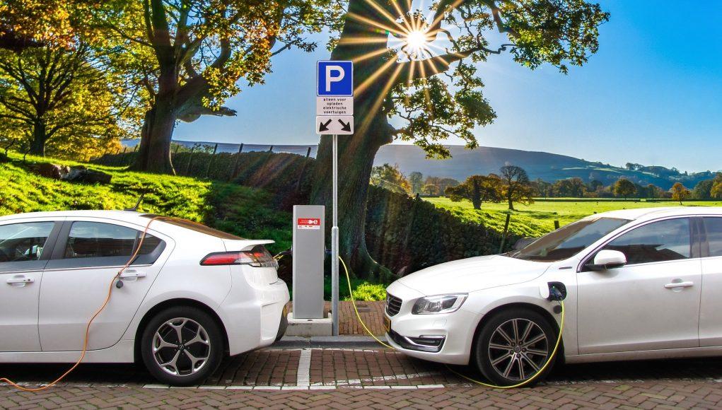 elektrobily, nabíjení, emise