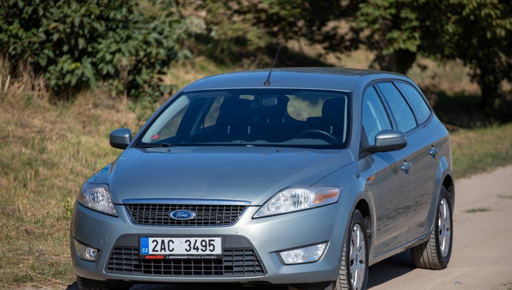 auto, ford, mondeo