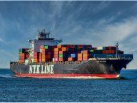 kontejner, loď