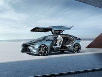 auto, lexus, autonomní