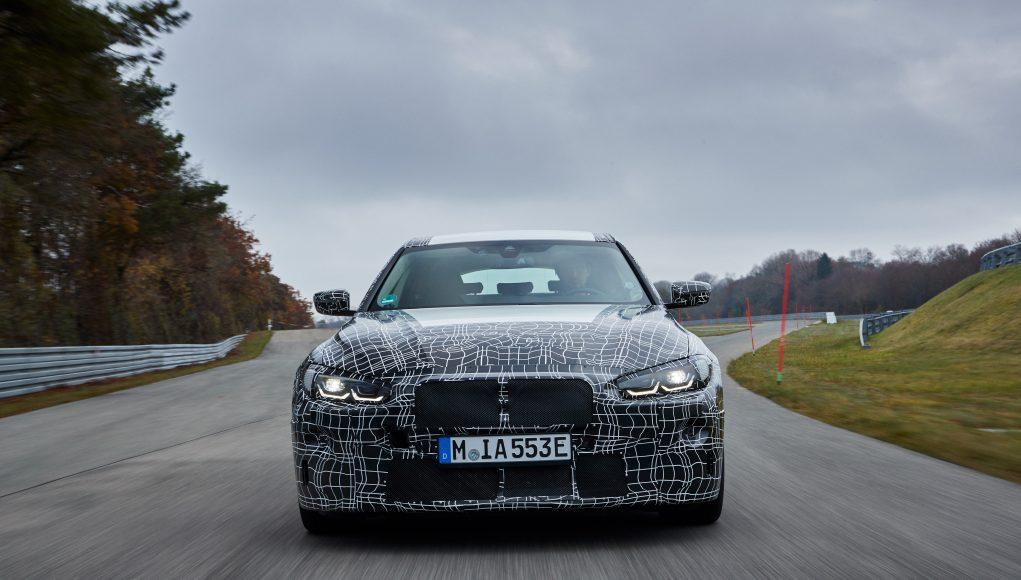 auto, test, BMW