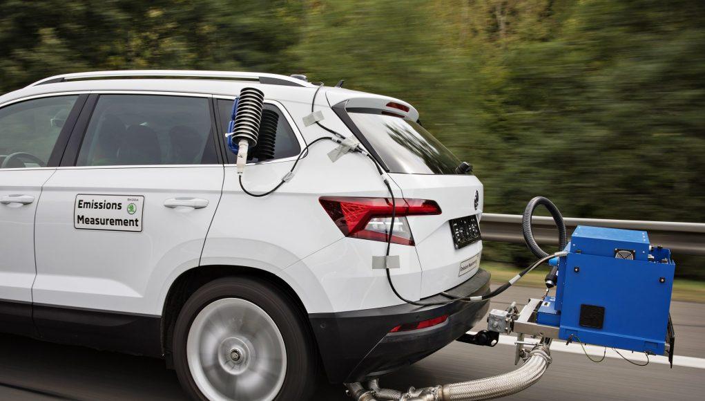 emise, měření, auto