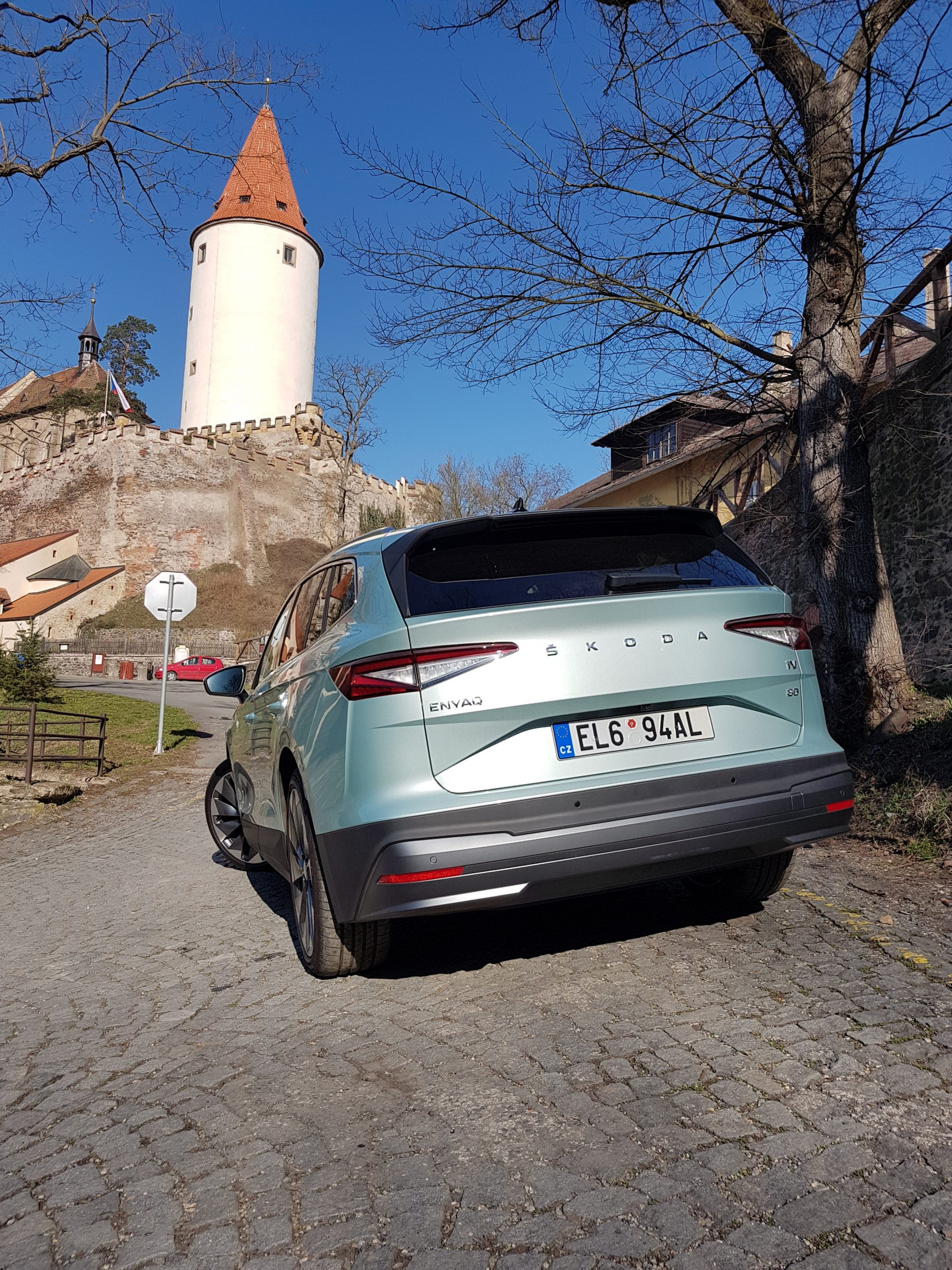 Škoda Enyaq elektromobil