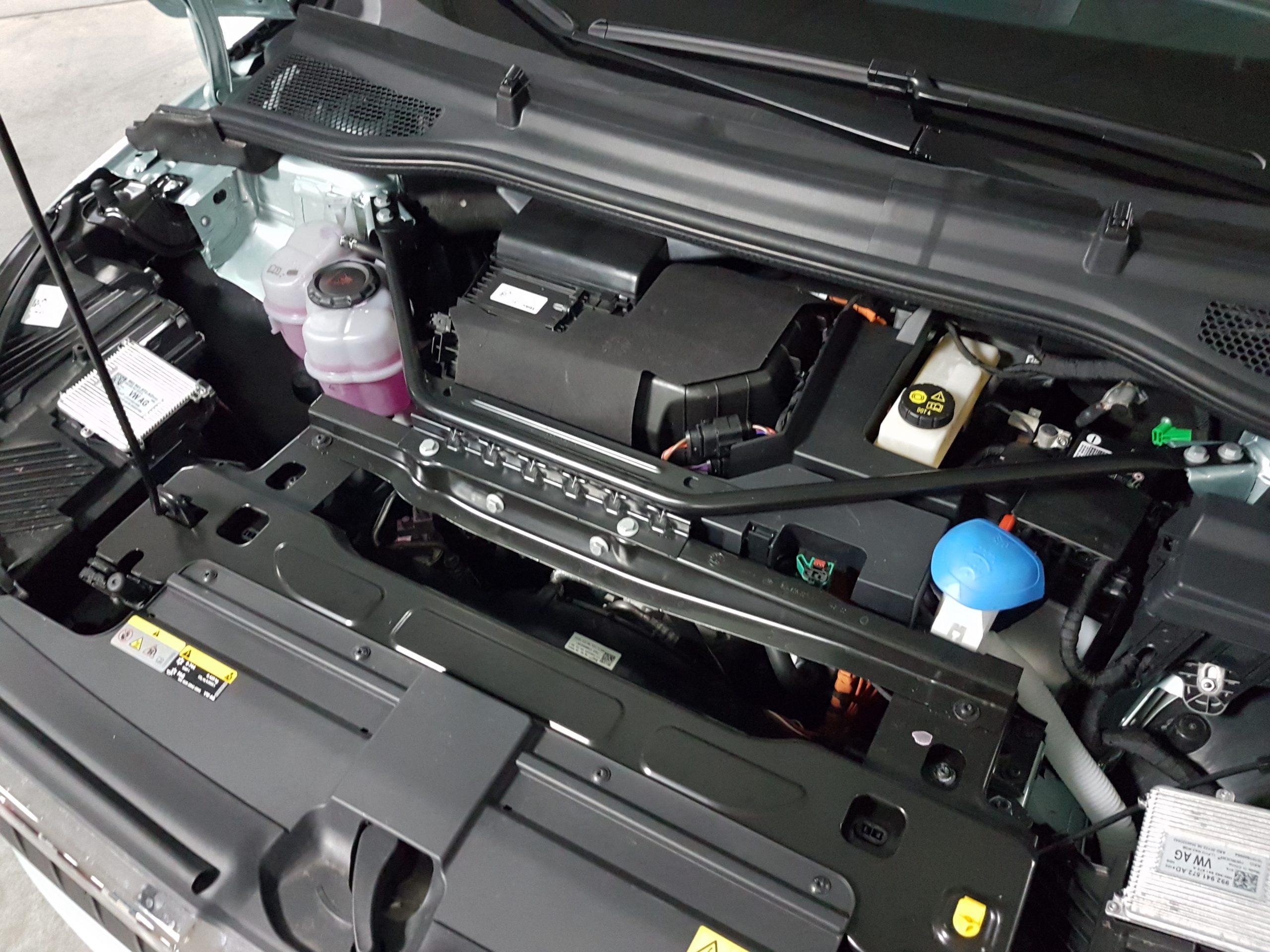 Škoda Enyaq elektromotor