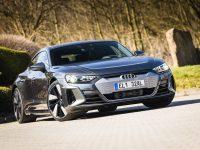 auto, šedé, Audi, elektromobil