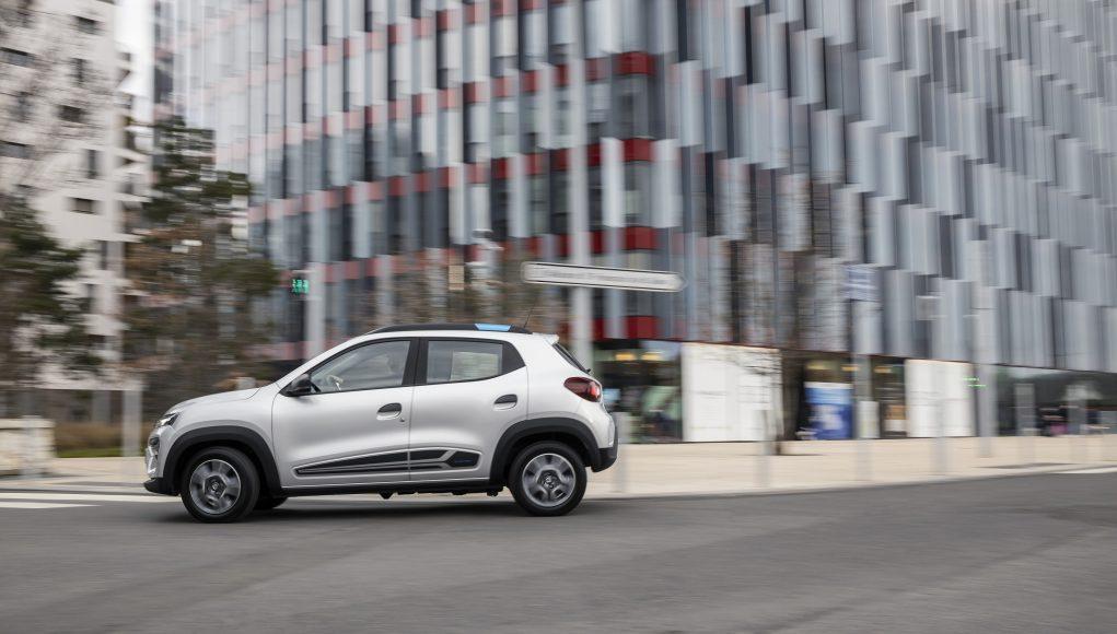 Dacia, Spring, elektromobil