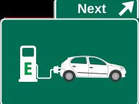 elektromobil, nabíjení