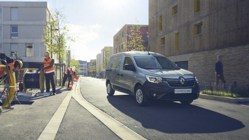 dodávka, Renault, Express