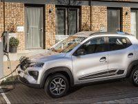 auto, elektromobil, Dacia, Spring