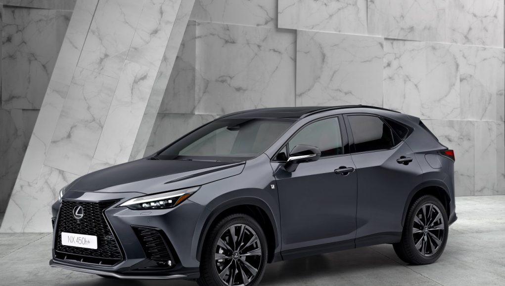 auto, šedé, Lexus NX