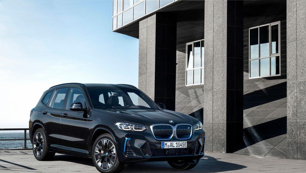 auto, elektromobil, BMW